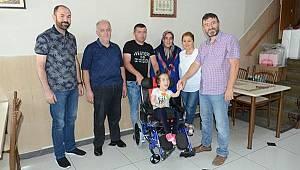 Bir İyilikte Sen Yap Derneği, engellilere mutluluk yaşatıyor