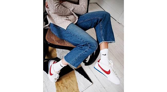 Nike Bayan Spor Ayakkabı
