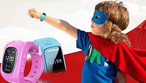 Çocuk Saatleriyle Çocuğunuzu Mutlu Edin!