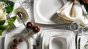 Lezzetli Sofraların Şıklıkla Buluşması: Karaca Yemek Takımları