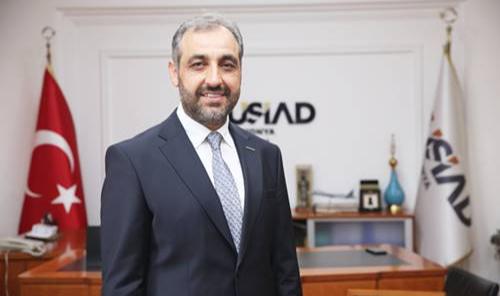 Başkan Kağnıcı 'Konya, ihracatta tüm zamanların rekorunu kırdı'