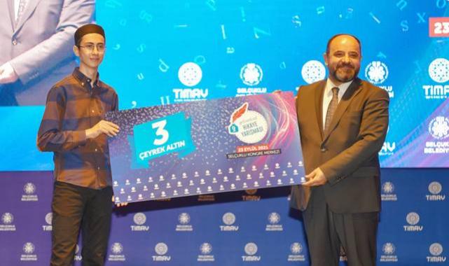 TİMAV Hikaye Yarışması'nın ödülleri sahiplerini buldu