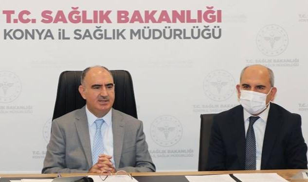 Vali Özkan: '45 yaş altı pozitif vaka oranında ciddi artış var'