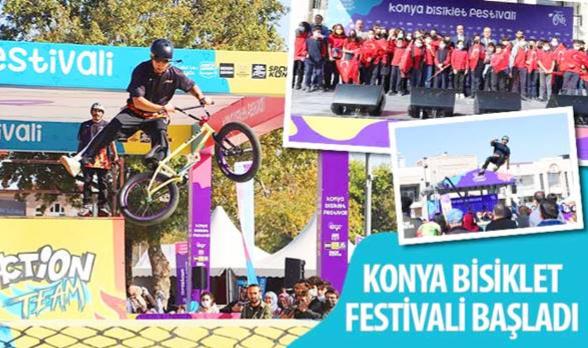 Bisikletseverler bu festival kaçmaz!