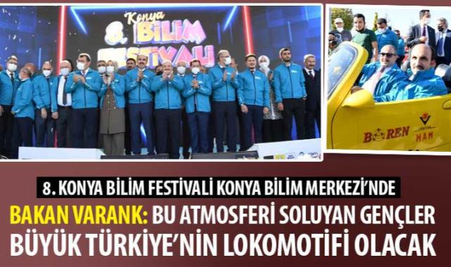 'Bu Atmosferi Soluyan Gençler Büyük Türkiye'nin Lokomotifi Olacak'