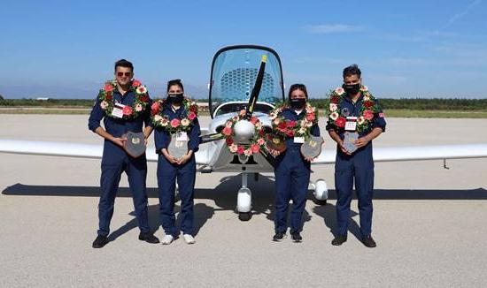 EASA Sertifikalı paraşütlü eğitim uçakları Karatay Üniversitesi'nde!