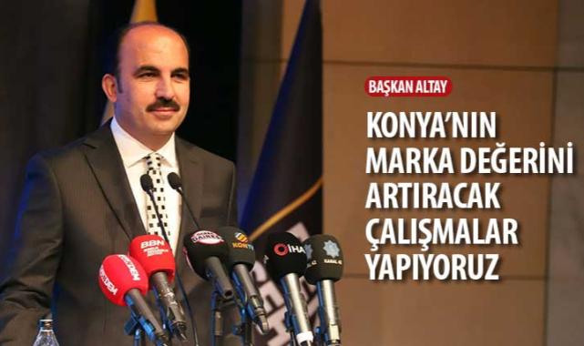 Başkan Uğur İbrahim Altay'dan önemli açıklamalar